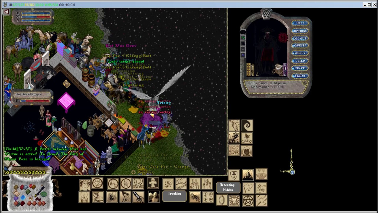 Ultima Online - Harbinger Idoc Atlantic