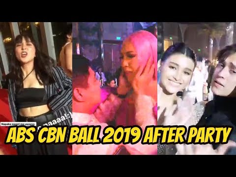 ABS-CBN BALL 2019 AFTER PARTY September 14 2019! FULL VIDEO #ABSCBNBALL2019