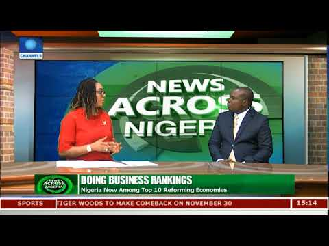World Bank Ranks Nigeria Among Top 10 Performing Economies |News Across Nigeria|