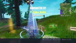 Just Playing Fortnite