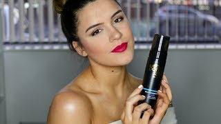 Bondi Sands Self Tanning Foam  Dark First Impression Review & Demo How To Apply Fake Tan