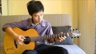Kotaro Oshio - First Love [Utada Hikaru] Cover