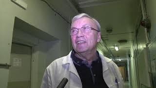 Интервью с член-корром РАН А. П. Серебровым