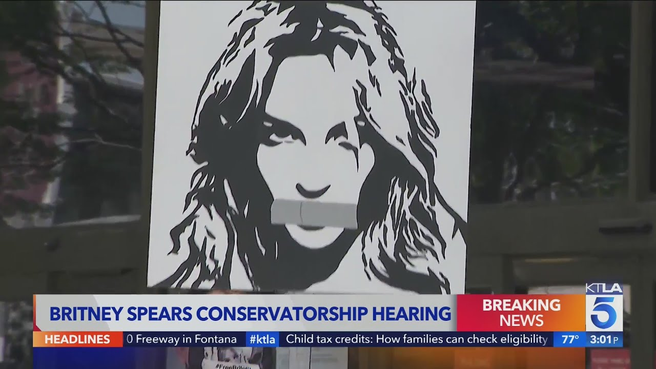 """Britney Spears asks L.A. judge to free her from """"abusive"""" conservatorship"""