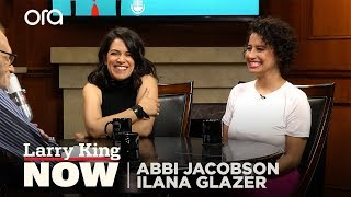 2017-09-29-18-40.Abbi-Jacobson-and-Ilana-Glazer-talk-comedy-in-Trump-s-America-Larry-King-Now-Ora-TV