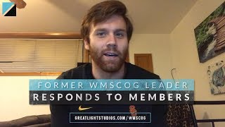 Former WMSCOG Leader Responds to Members Accusations