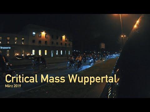 Critical Mass Wuppertal März 2019