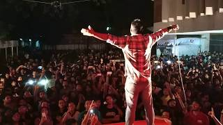 Ashes live Tamak Pata on Airtel Yolo Fest at Buet ( 2018)