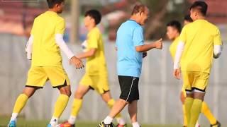 Họp báo trước trận đấu U23 Việt Nam - U23 UAE: Thầy Park Thách Thức HLV UAE