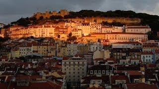 #556. Лиссабон (Португалия) (просто невероятно)(Самые красивые и большие города мира. Лучшие достопримечательности крупнейших мегаполисов. Великолепные..., 2014-07-02T19:38:43.000Z)