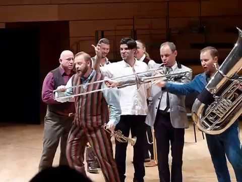 mnozil brass bohemian rhapsody