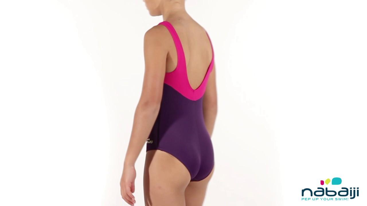 59f9ecf02 Maiô de natação Loran infantil Nabaiji - Exclusividade Decathlon ...