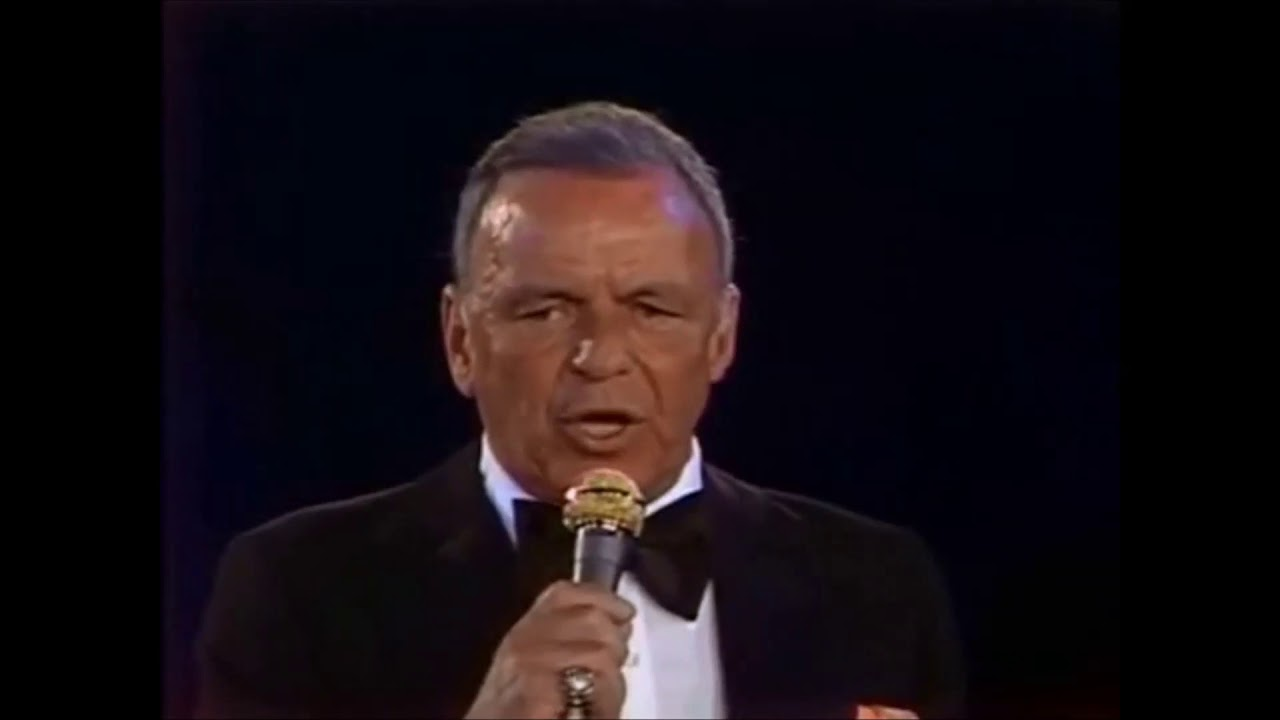 Frank Sinatra My Way Youtube