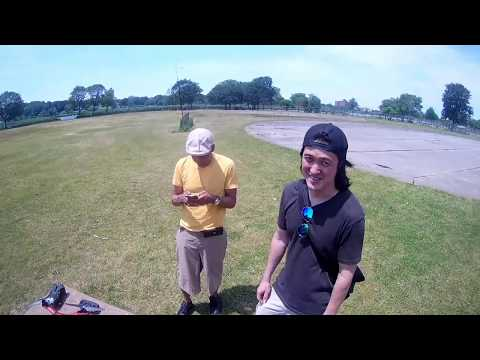 The 1st NYC 5 Boroughs Drone Meet Up Flushing Meadows Corona Park