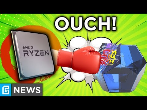 Ryzen Is Dominating Intel CPUs, i9 9990XE Available!