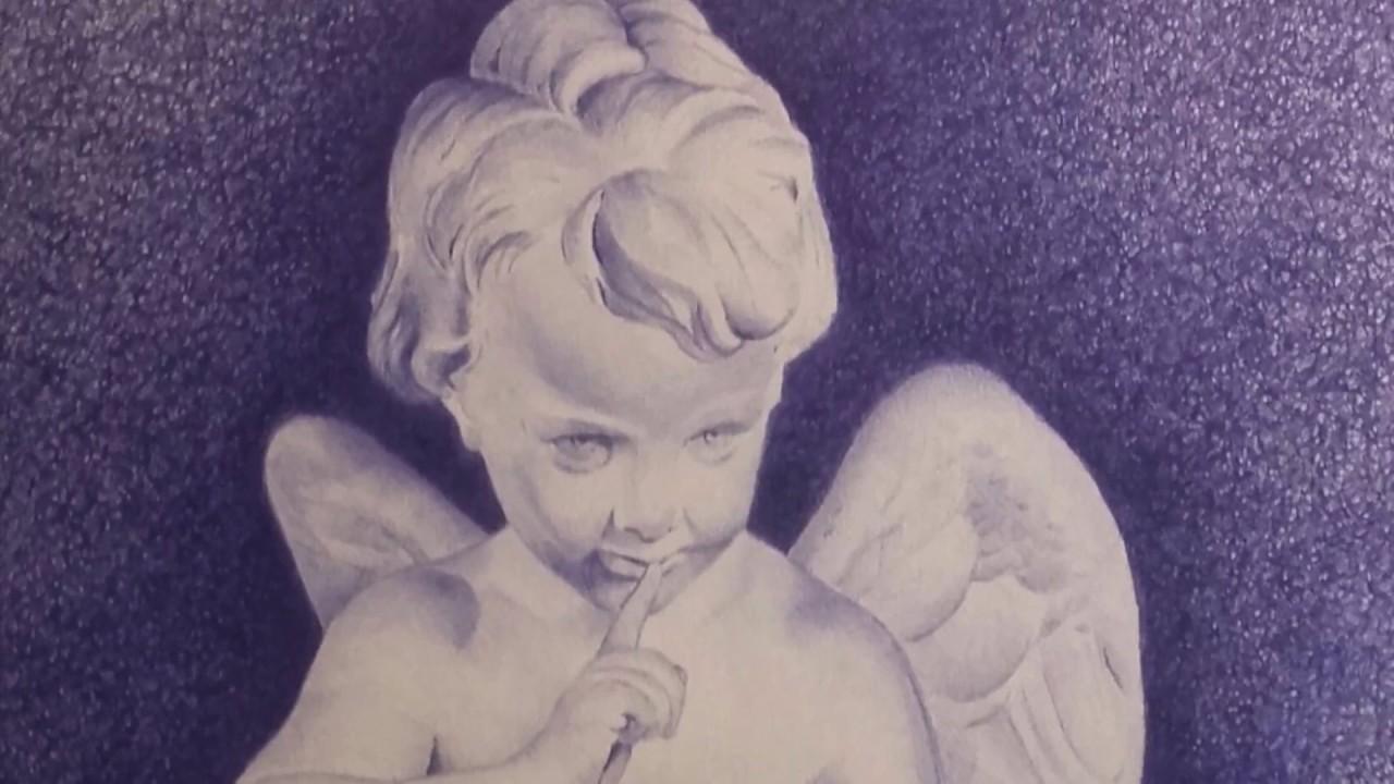 Dessin Ange Realiste ange dessin par christophe corbillon