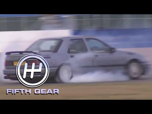 The Silverstone Drifting Club   Fifth Gear Classic