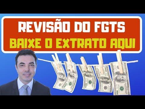 Видео Como fazer a revisão do fgts