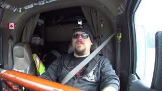 mit dem LKW in den USA - trallala der Peterbilt ist da - MircoaufAchse #27