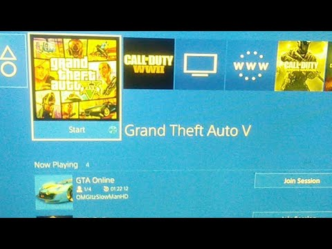 GTA 5 PS4 Fix For unable To contact Cloud Servers