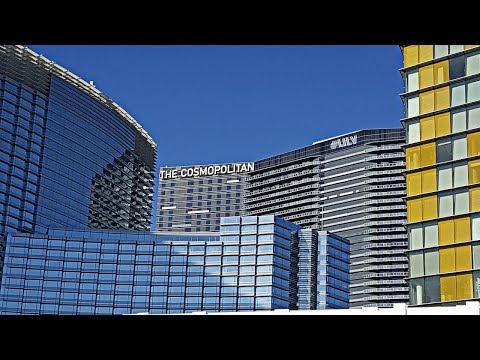 Exploring Cosmopolitan Las Vegas over CES 2018