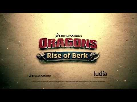 Dreamworks Dragons: Rise of Berk
