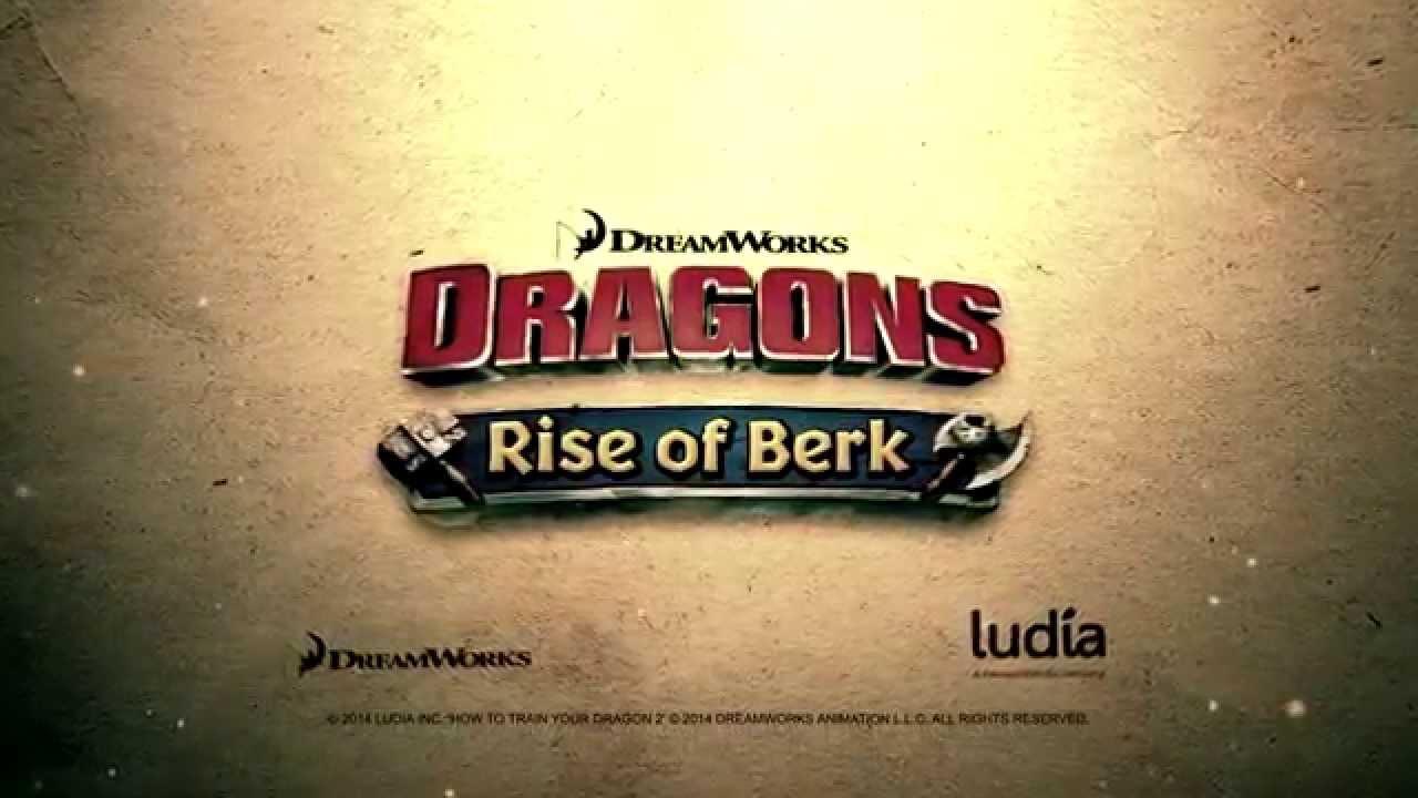 Dreamworks Dragons: Rise of Berk
