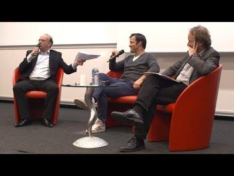 ESCP Europe CEOs Studio with Guillaume de Monplanet, Senior Vice President  Adidas Europe