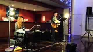 2012/12/23 ホテル つるぎ恋月にて、ライブを実施しました。