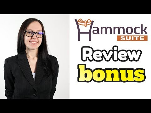 Best Hammock Suite Review Demo Bonus  DFY Funnel  Youtube Software and Training  Updated 2019 Review