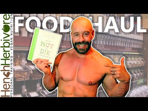 Health Food Store Haul Inspired By How Not To Die Cookbook