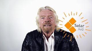 Join Richard Branson - support the solar revolution