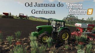 Farming Simulator 19 Od Janusza do Geniusza #9 Likwidacja chwastów oaz zasiewy