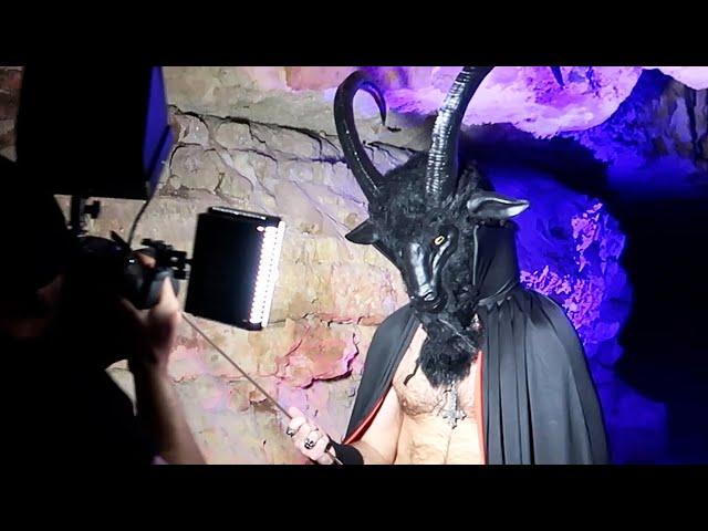 Satanic Panic Music Video Madness | VLOG #038
