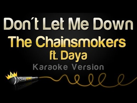The Chainsmokers feat. Daya - Don't Let Me...