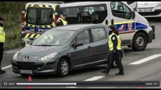 Des policiers belges arrêtés pour avoir conduit des migrants en France