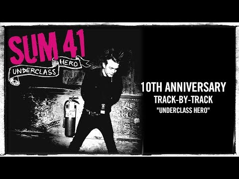 Underclass Hero 10th Anniversary Underclass Hero