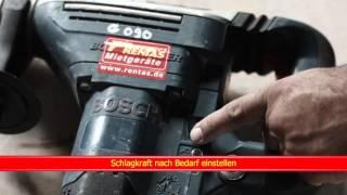 Kurzfilm Bohrhämmer