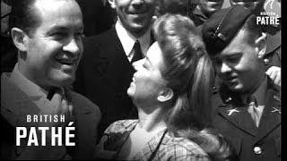 Bob Hope And Francis Langford (1943)