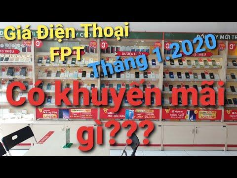 Cập Nhật Giá điện Thoại Tại FPT Shop Giữa Tháng 1. Tết Sắp đến, Có Khuyến Mãi Gì Hiện Ra Nào!!!!