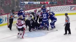 Auston Matthews 21st NHL Goal!  1/6/2017 (Toronto Maple Leafs vs New Jersey Devils)