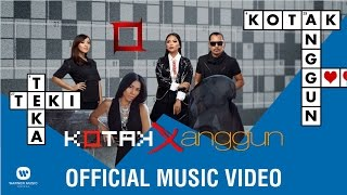 Video KOTAK X ANGGUN - Teka Teki (Official Music Video) download MP3, 3GP, MP4, WEBM, AVI, FLV Maret 2018