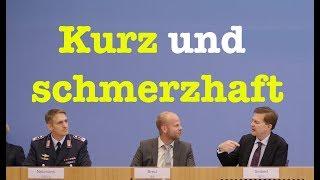 16. Oktober 2017 - Komplette Bundespressekonferenz