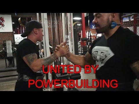POWERBUILDING W/ DANIEL LUGO