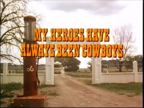 My Heroes Have Always Been Cowboys Documentary w Waylon Jennings as seen on TNN.