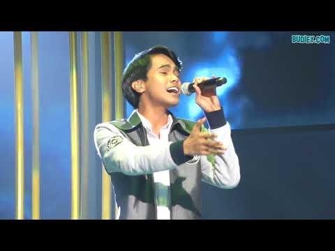 Ariff Bahran Nyanyi Lagu SEJARAH MUNGKIN BERULANG di Konsert BIG STAGE