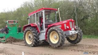 Trecker Treck Kühsen 2017 - große Oldtimer 80 - 120PS und freie Klasse