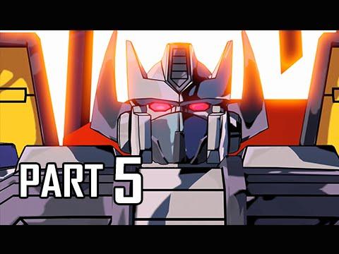 Transformers Devastation Walkthrough Part 5 - NOVA PRIME - Ferrotaxis (Let's Play Commentary)