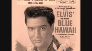 Elvis Presley With The Jordanaires - Can