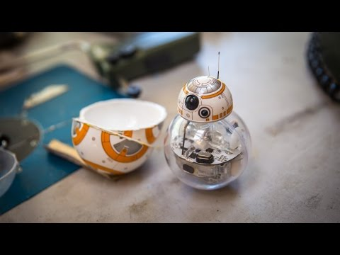 How The BB-8 Sphero Toy Works